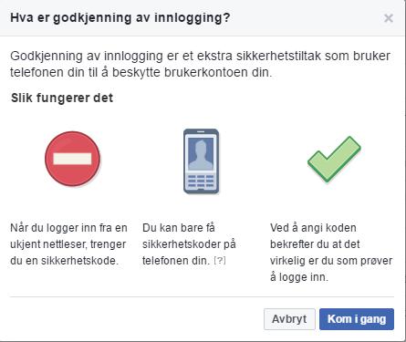 facebook.tfa